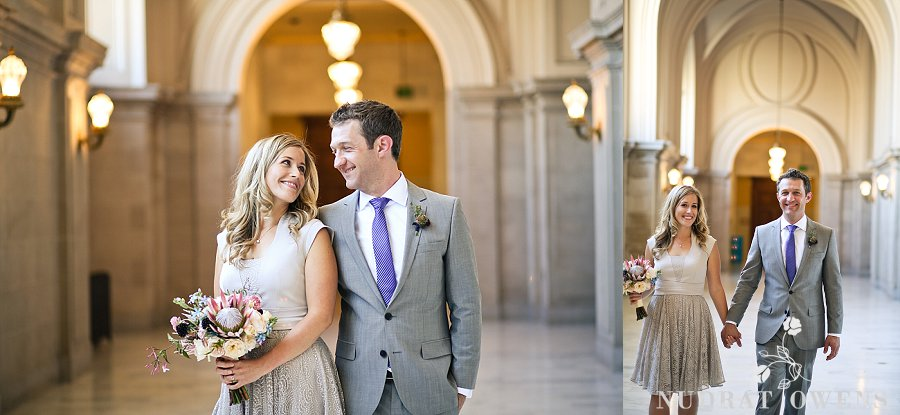 folsom wedding photographer san francisco city hall